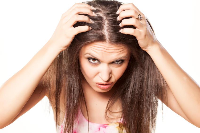 Les causes de la chute des cheveux